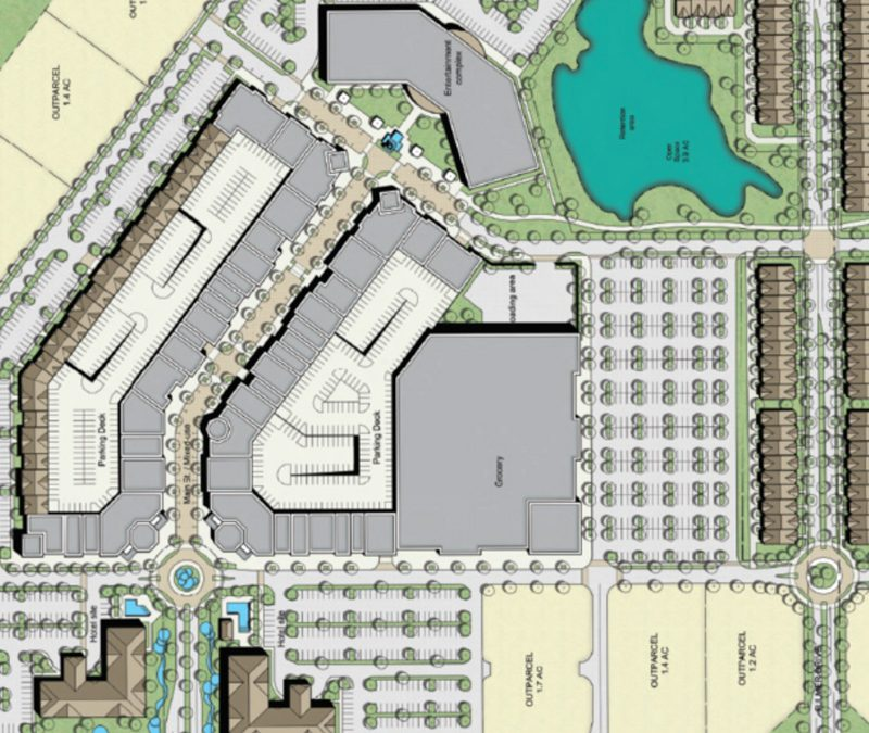 'Town center' mixed-use project planned for local suburb